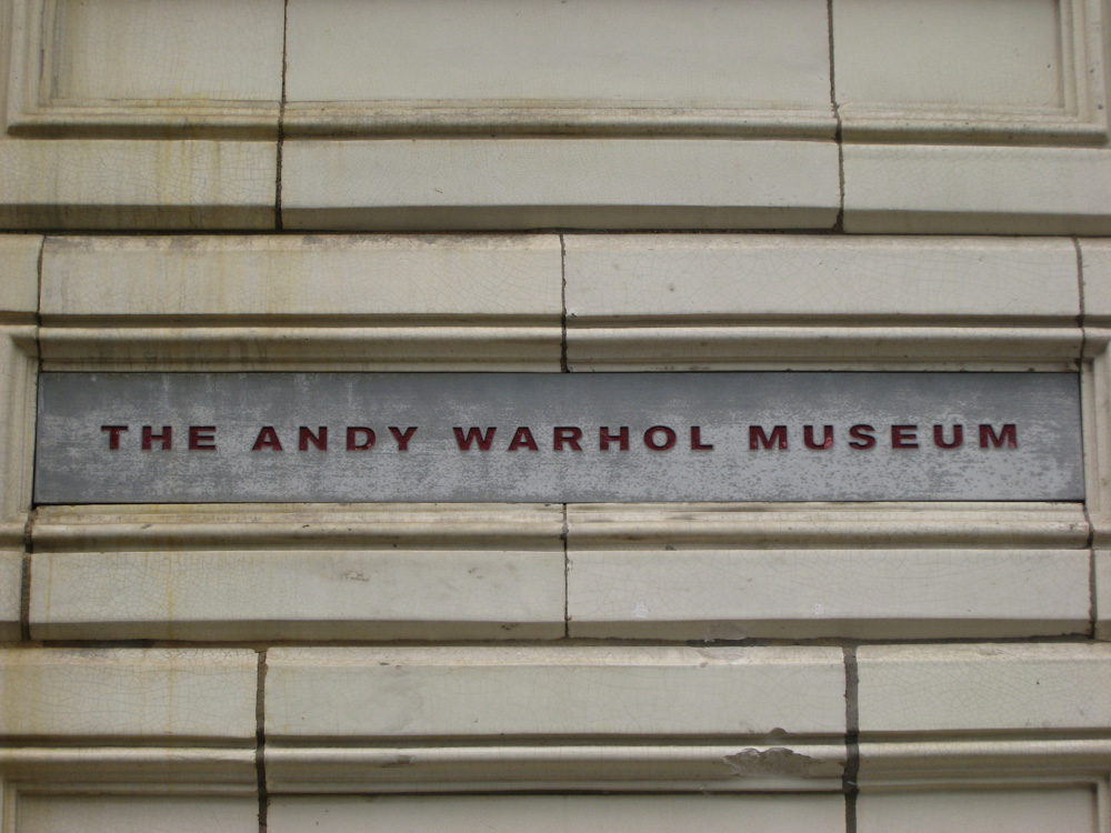 My husband also enjoys walking around museums and galleries... lucky me! This place was great & needs to be on your to do list. It took me a long time to chose a print but I'm happy I didn't leave empty handed. I love colour & Warhol does it so well.