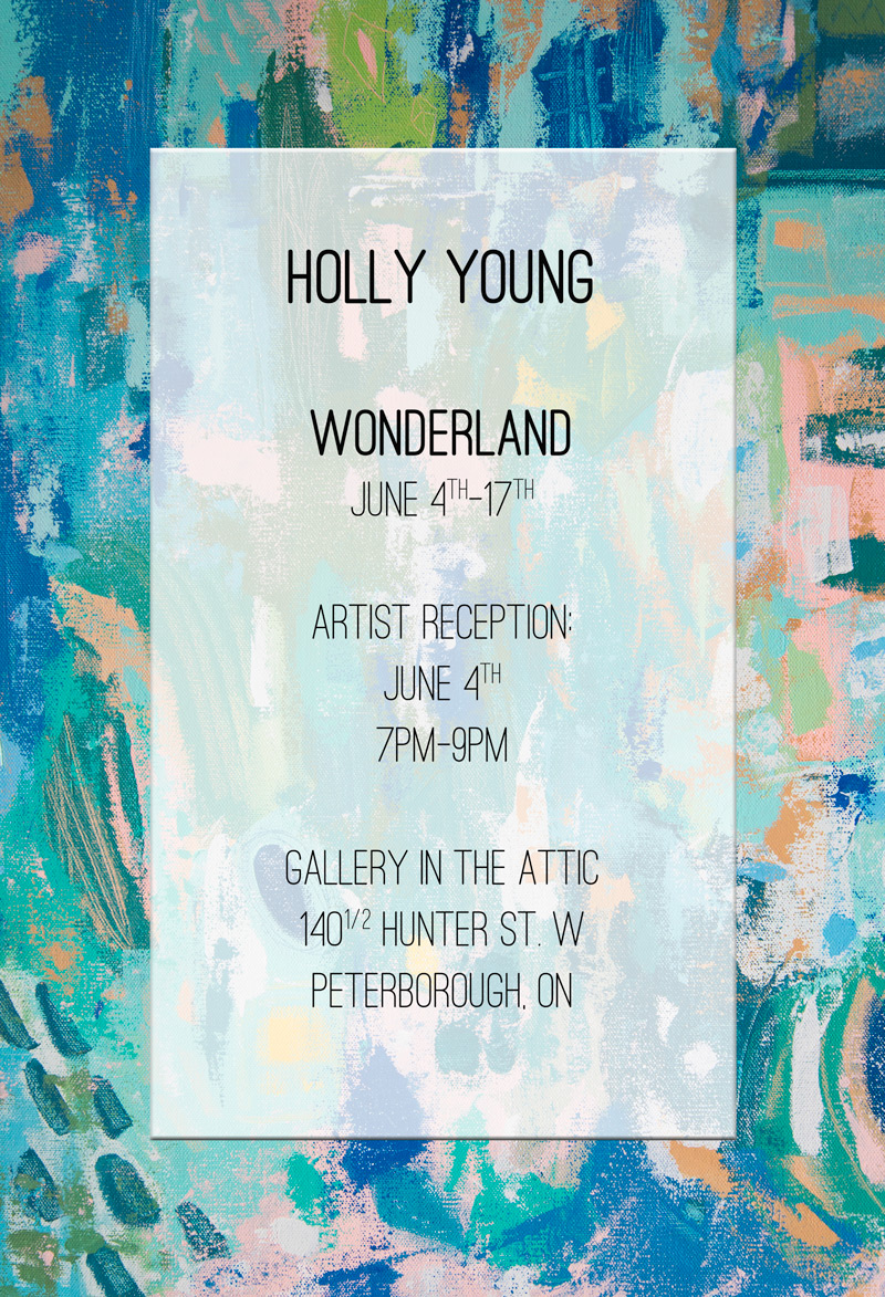 The gallery hours are Tuesday - Saturday 12-5 if you are able to stop by.