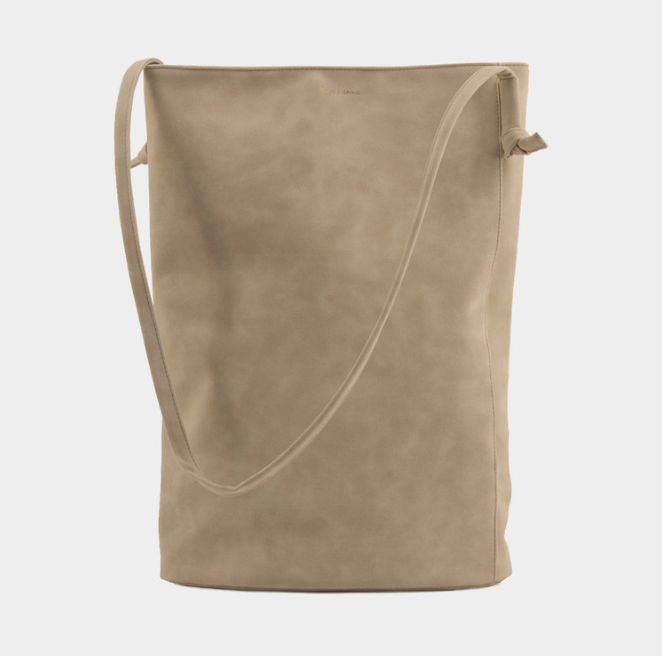 Naomi Shoulderbag- Sand