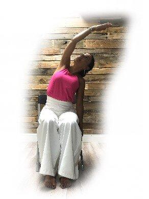 chair yoga sequence — body4yoga