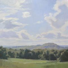 Silver Light by John P. Lasater, IV