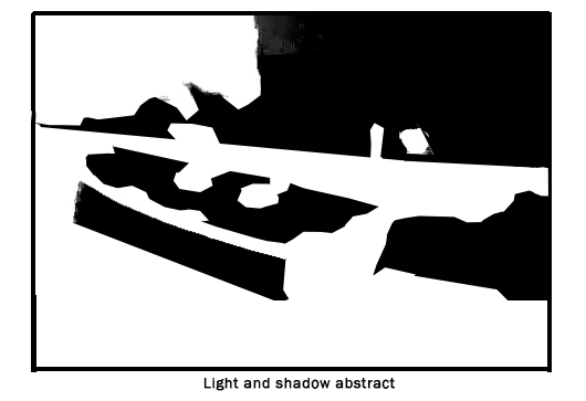 Here we have separated what is in light and what is in shadow. The percentages are looking much better. This is a more accurate thumbnail of what is really happening in the scene.