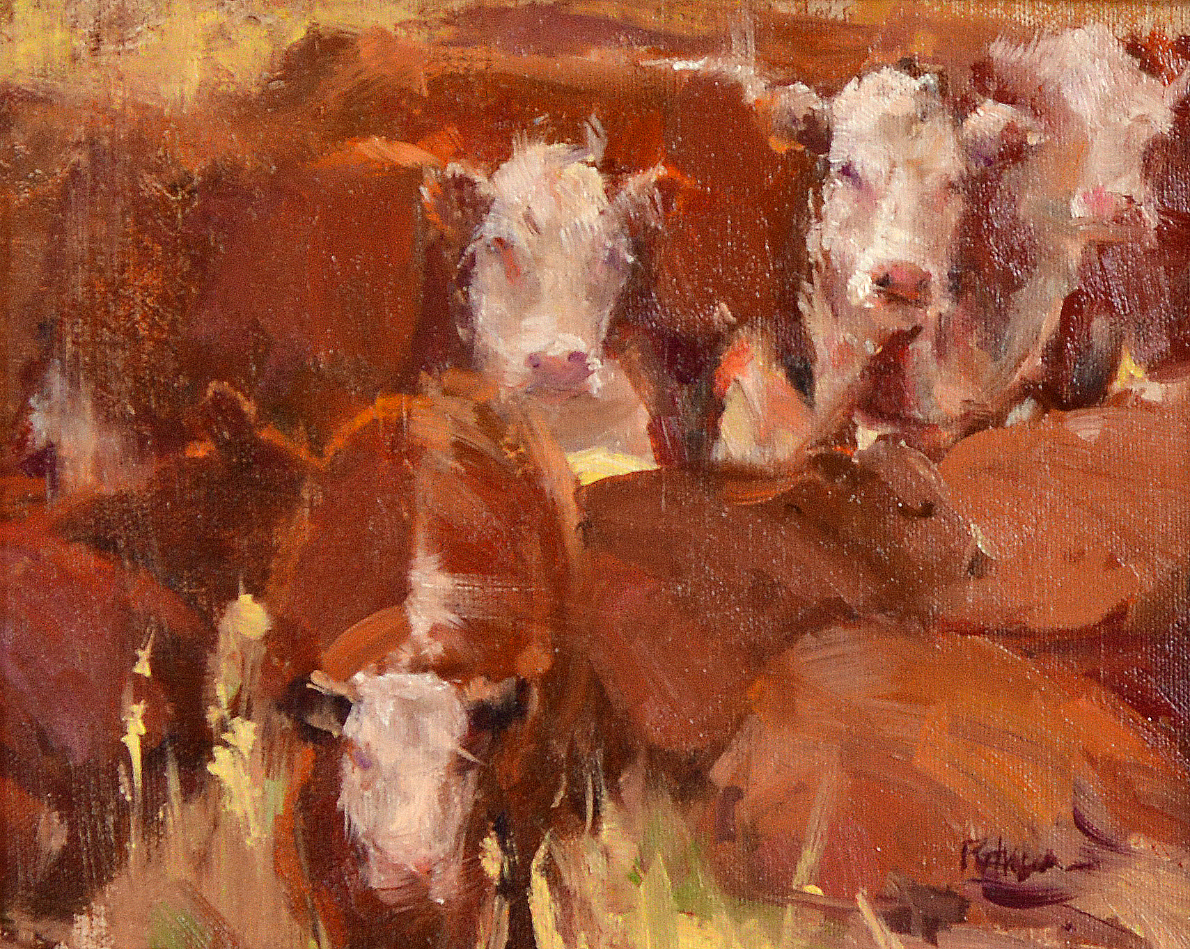Cow Pile