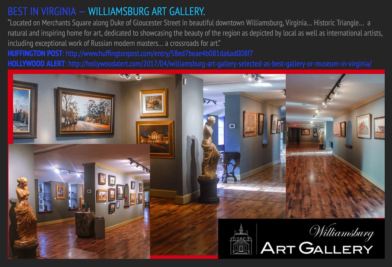 American Art Awards - WAG Best of Virginia
