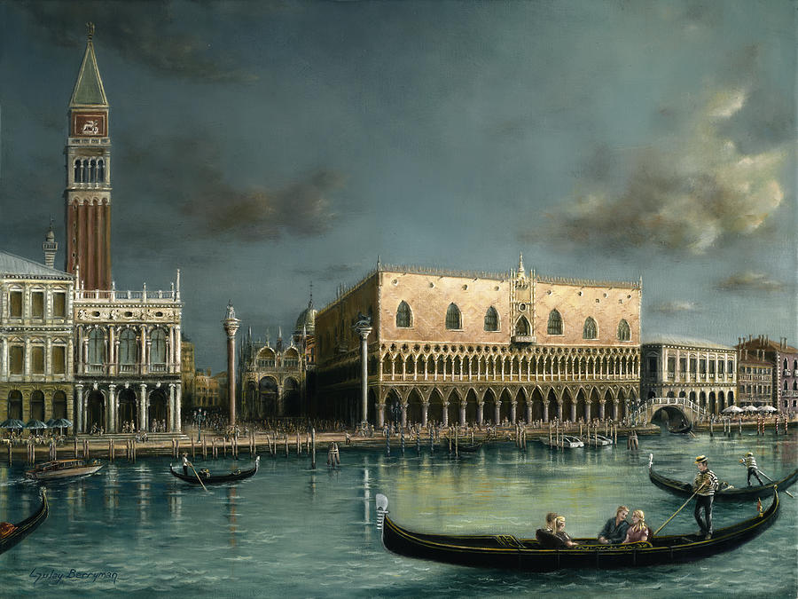 Holiday in Venice