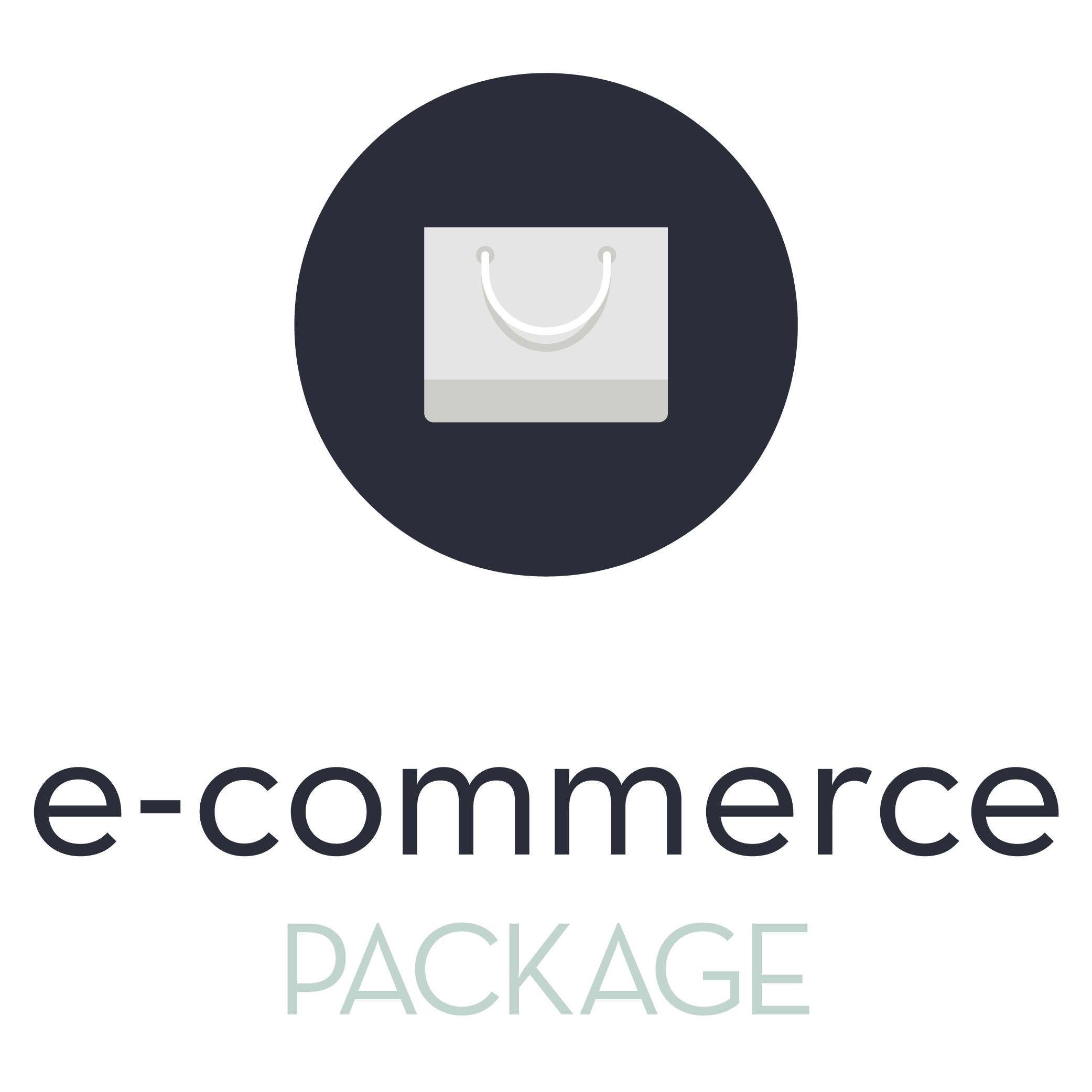 When your main focus is to sell products online, then this E-commerce package is what you need. If you already have a retail location and want to add an online option, this package will get you started and allow you to add more products along the way. - • Small to Large Size Business• Sell products through e-commerce and accepting payment options through an online service• Offers the option to update, change and add product on a regular basis from your own login account