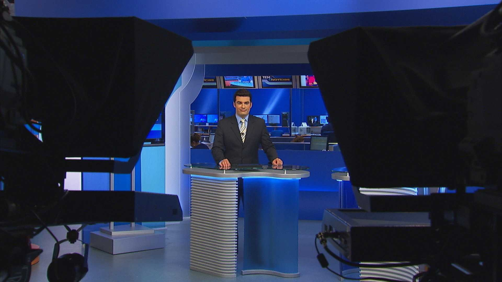 TV Tem Studios (Globo Sorocaba, a municipality in the state of Sao Paulo)