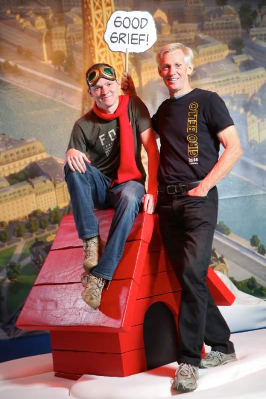 Bryan and Craig Schulz