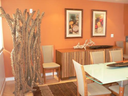 Orange Room Colours