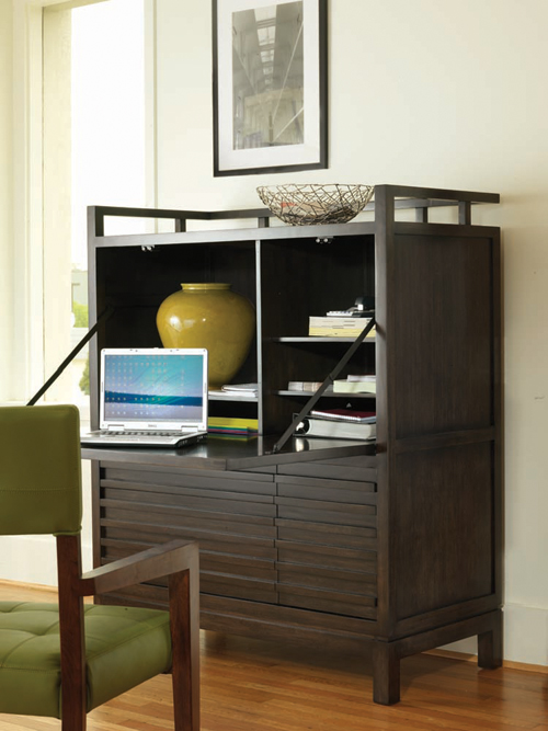 small space mini office