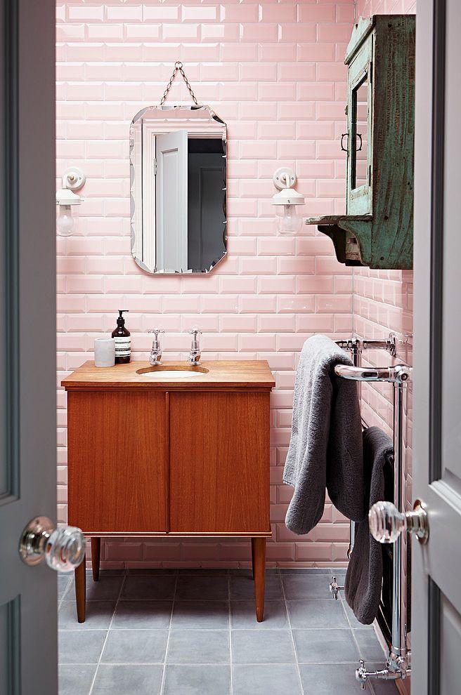 RenoGuide Pastel Bathroom Tiles