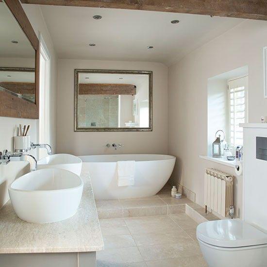 RenoGuide Natural Stone Bathroom Tiles