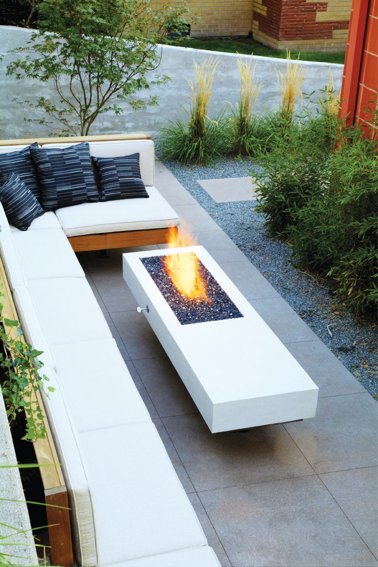 40 backyard fire pit ideas renoguide australian - Small backyard fire pit ideas ...
