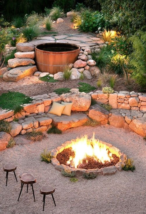 40 Backyard Fire Pit Ideas — RenoGuide - Australian Renovation Ideas And Inspiration