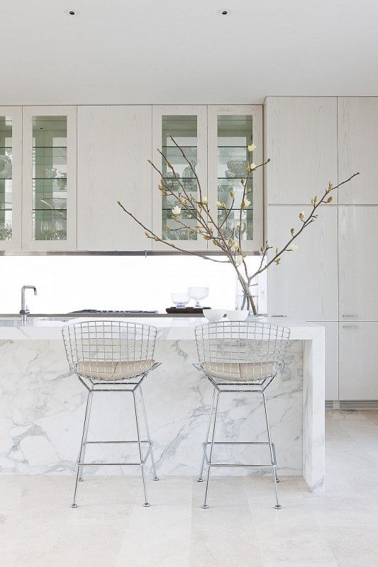 Japanese minimalist kitchen design
