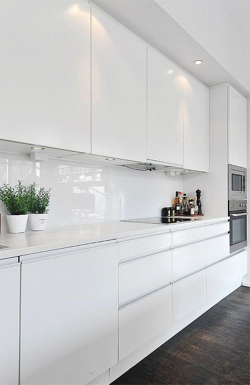 60 Refreshing Ideas For White Kitchens Renoguide Australian Renovation Ideas And Inspiration