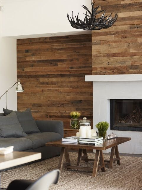 rustic inspiration living room