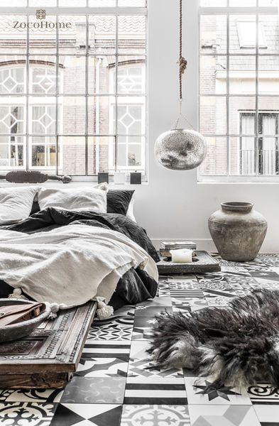 bedroom floor tiling