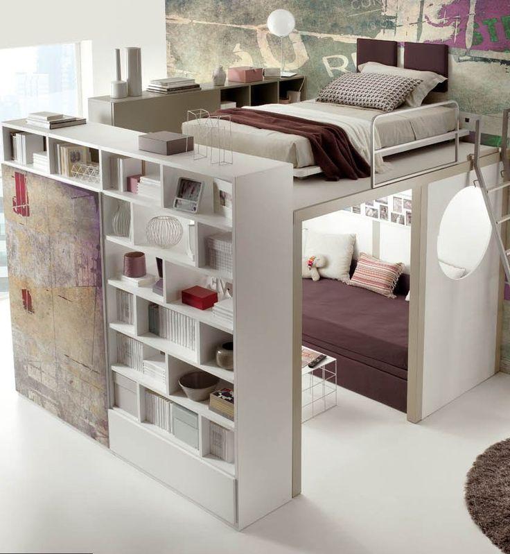 17 Cool Teen Room Ideas: Top 30 Teenage Bedroom Ideas
