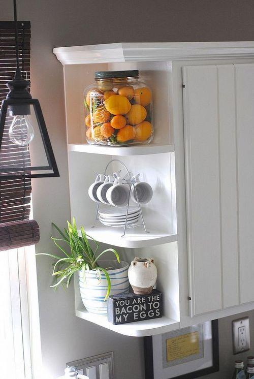 40 Ingenious Kitchen Cabinetry Ideas