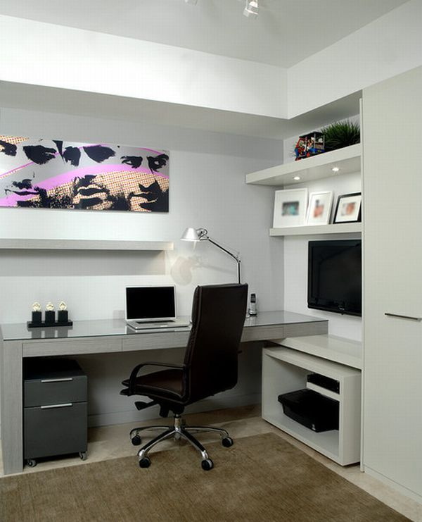 60 Inspired Home Office Design Ideas