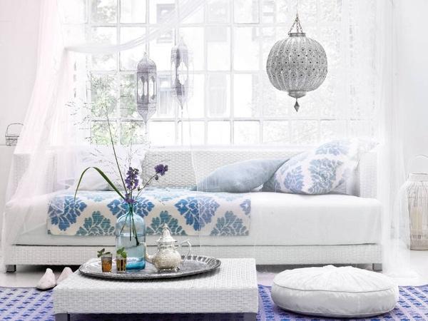 50 Moroccan Interior Design Ideas — RenoGuide - Australian ...