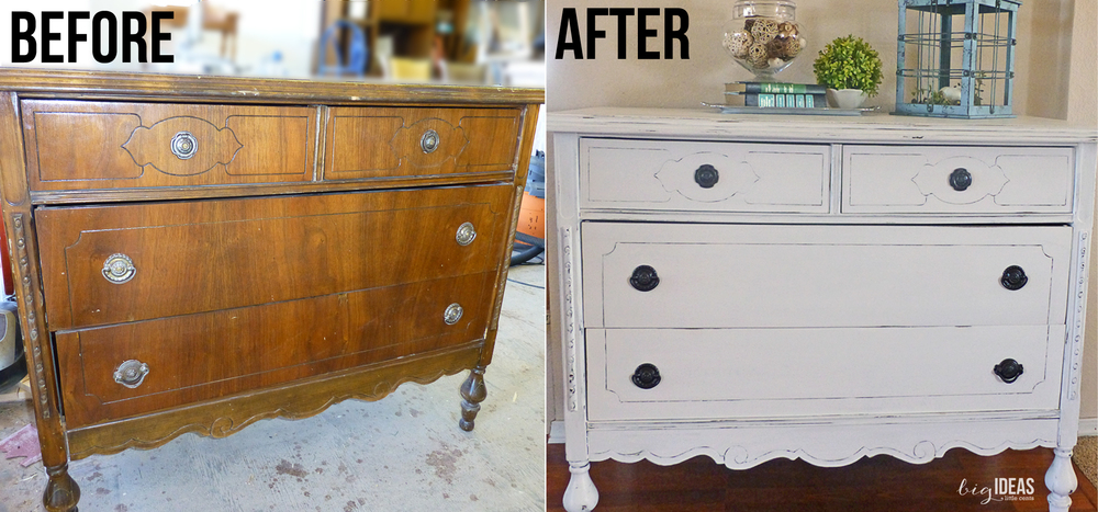 Diy Shabby Chic Furniture Renoguide, How To Shabby Chic Furniture