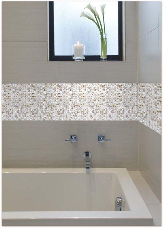 chic modern bathroom