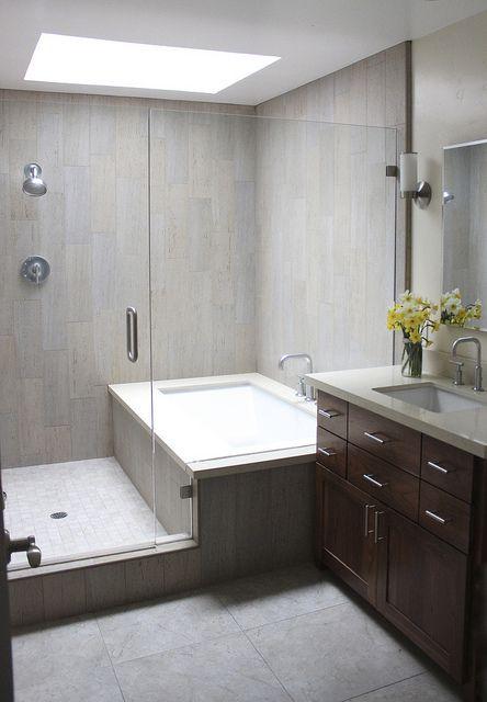 modern small bathroom