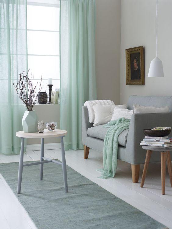 minimalist Nordic living room