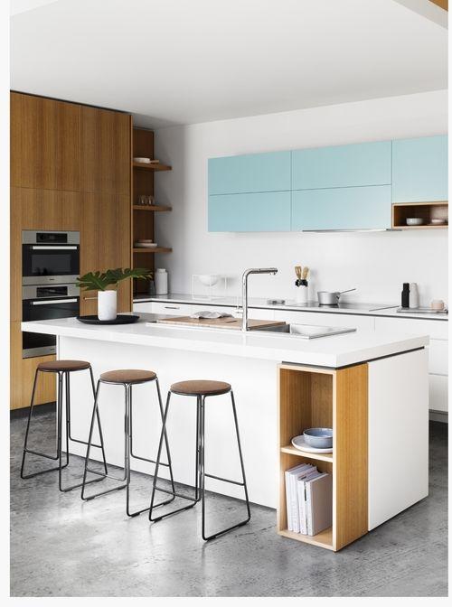 50 Small Kitchen Ideas and Designs — RenoGuide ...