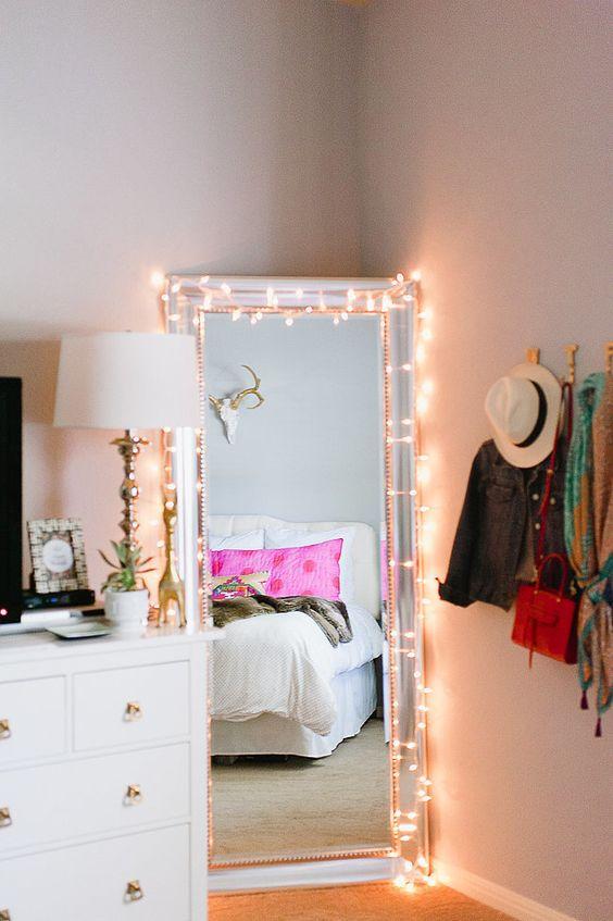 large bedroom mirror