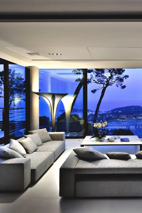Luxurious Living Room Ideas And Designs