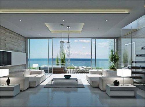 40 Luxurious Living Room Ideas And, Fancy Living Room