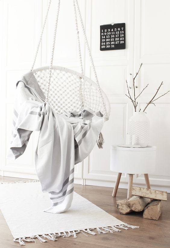 hanging basket seat