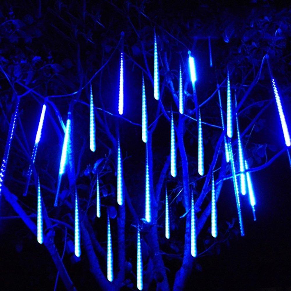 meteor shower outdoor lights