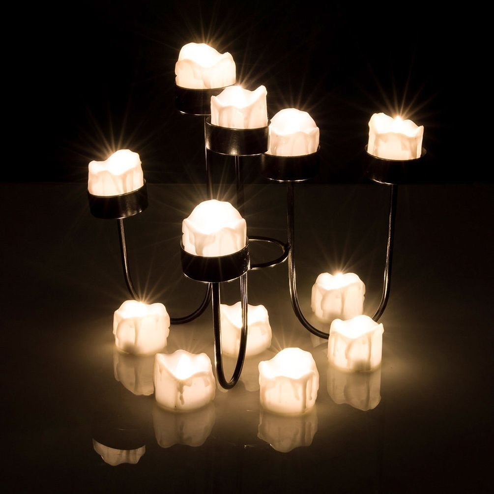 drip candle outdoor lighting