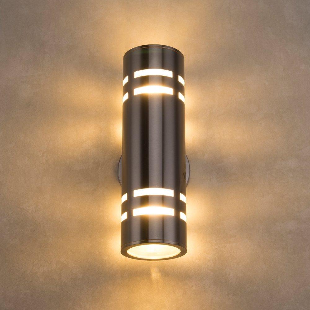 waterproof cylinder outdoor lamp