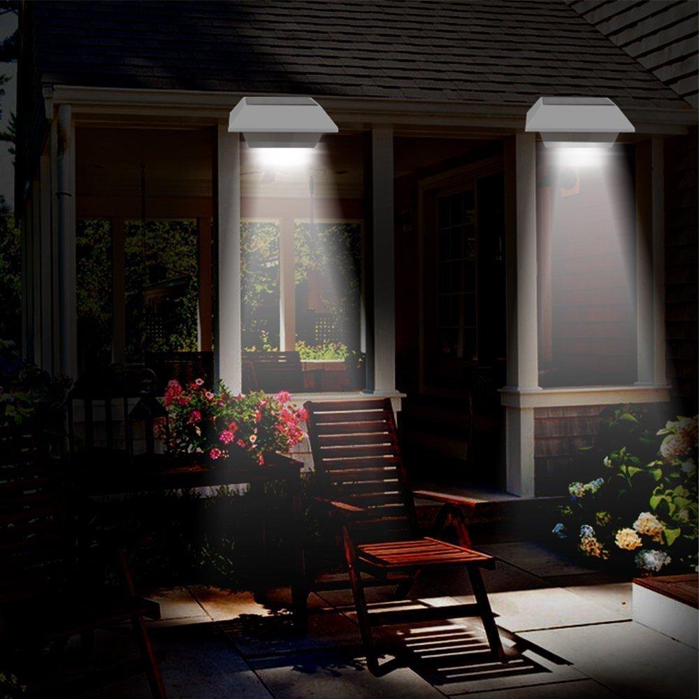 overhead deck outdoor lights