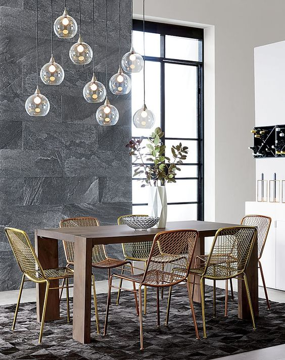 64 Modern Dining Room Ideas And Designs, Dining Room Furniture Ideas Modern