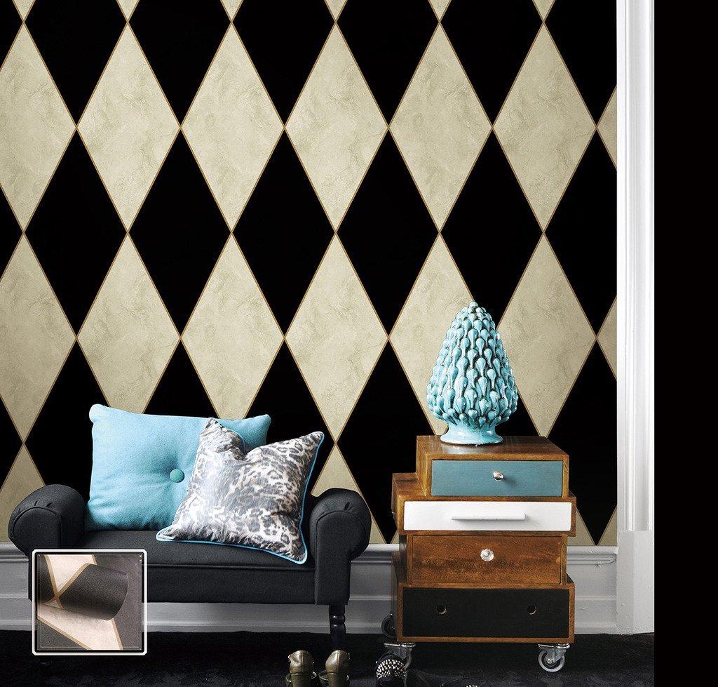 vintage wallpaper design for home
