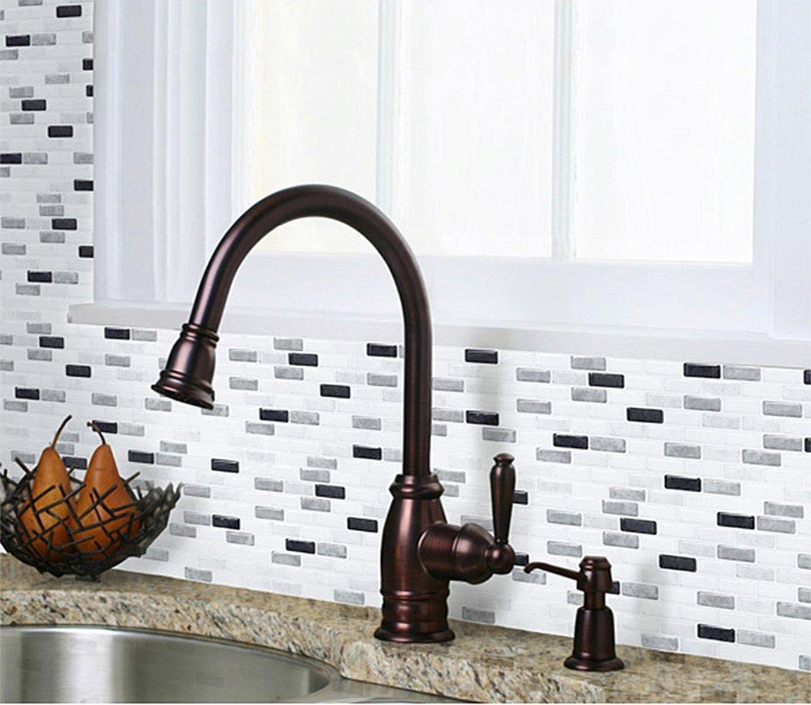 brick tile wallpaper splashback