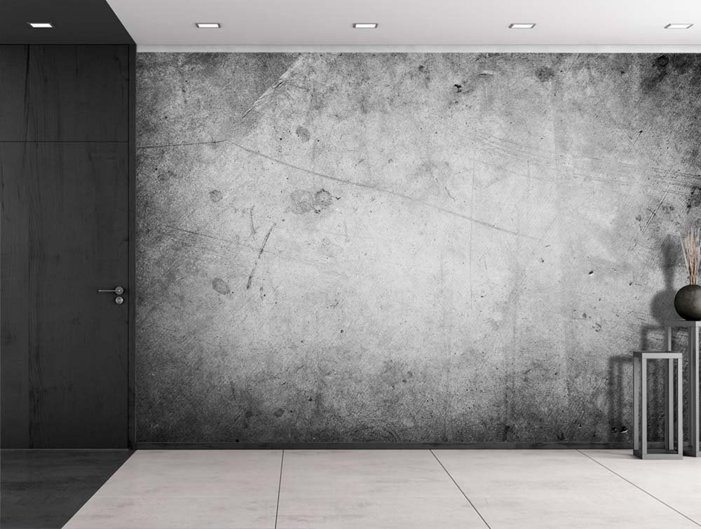 grungy wallpaper design for home