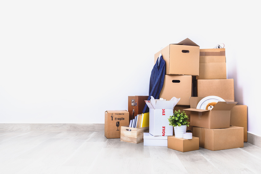boxes for moving and storage