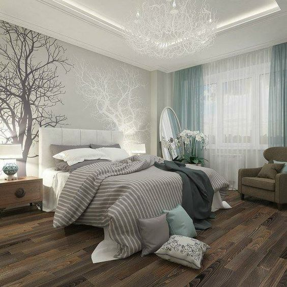 whimsical themed bedroom