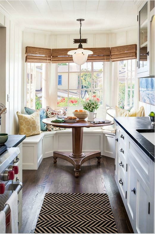 bay window dinette