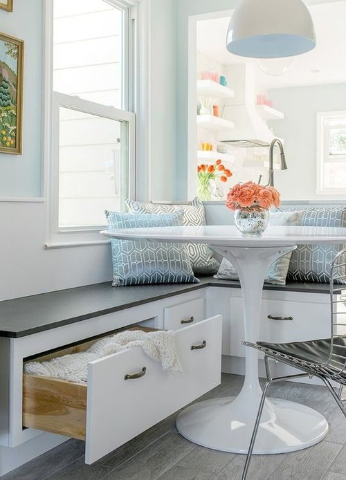 Breakfast Nook Ideas And Designs