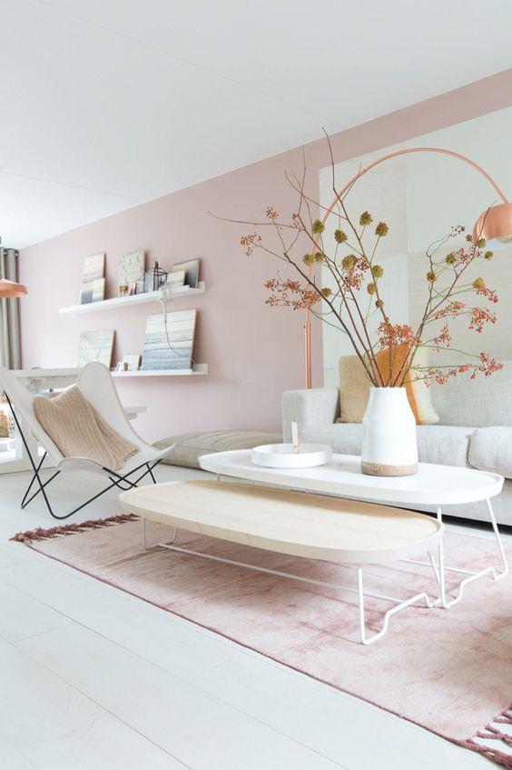 feminine family room