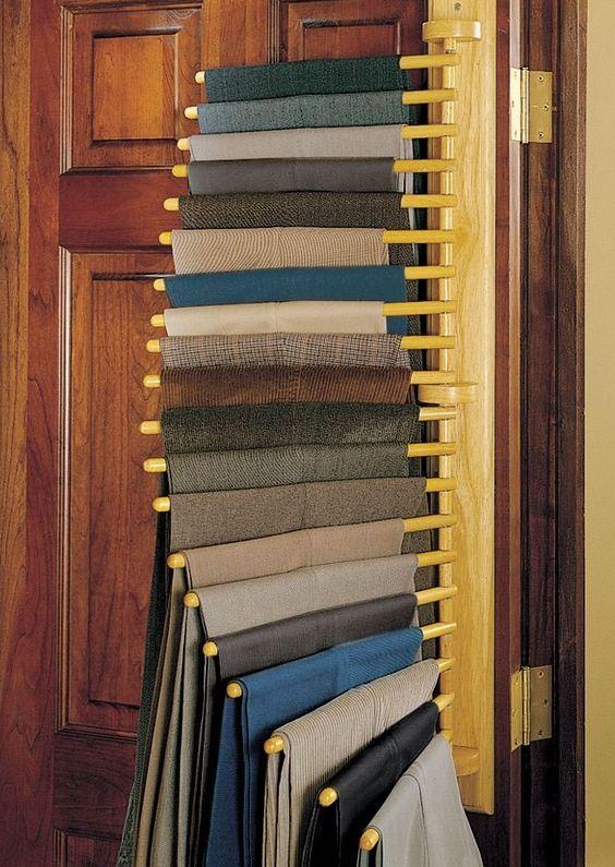 pants wall rack