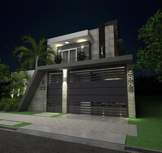 Front Gate Ideas And Designs